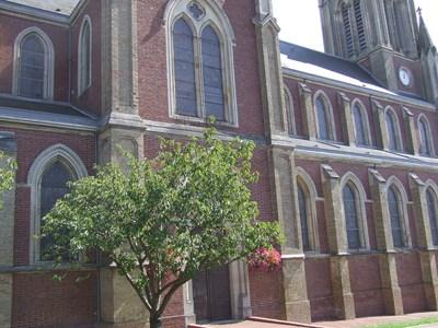Eglise Saint Eloi à Forges-les-Eaux