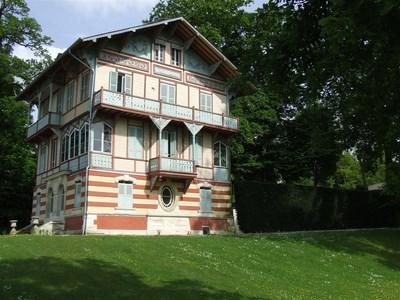 Villa Richelieu à Forges-les-Eaux