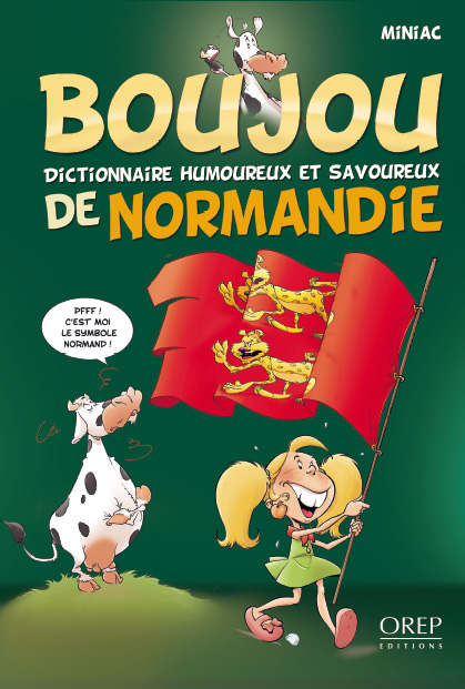 Livre Boujou de Normandie - OrepEditions